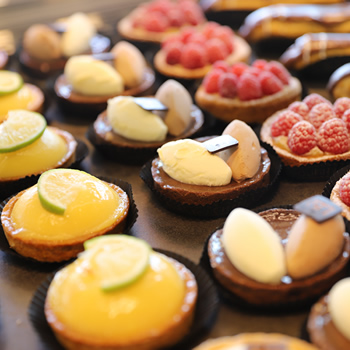 Nos patisseries
